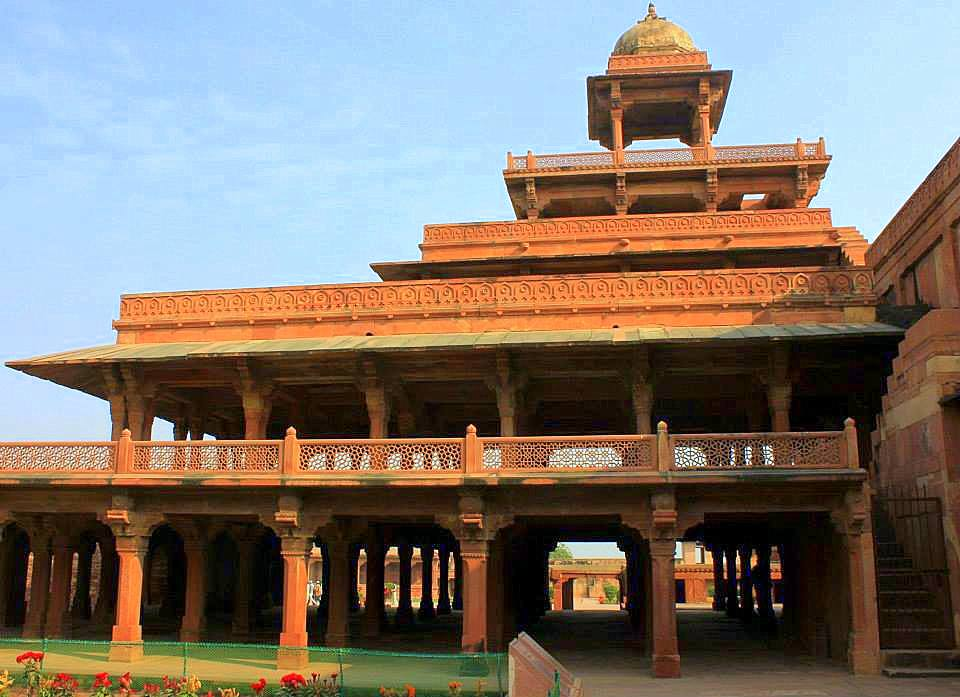 """Fatehpur Sikri was Akbar""""s dream"""