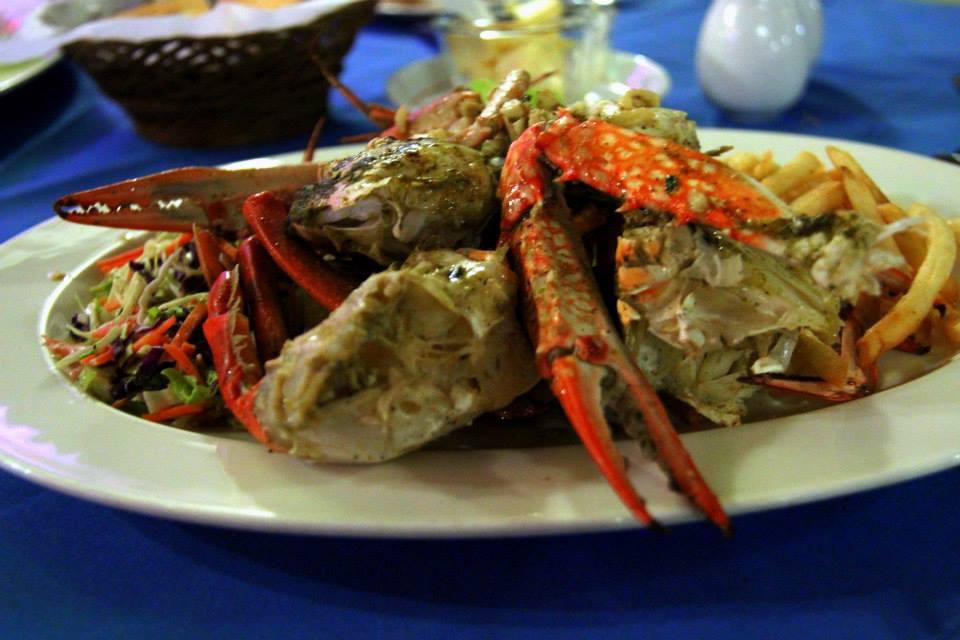 sri lanka pepper crab in colombo