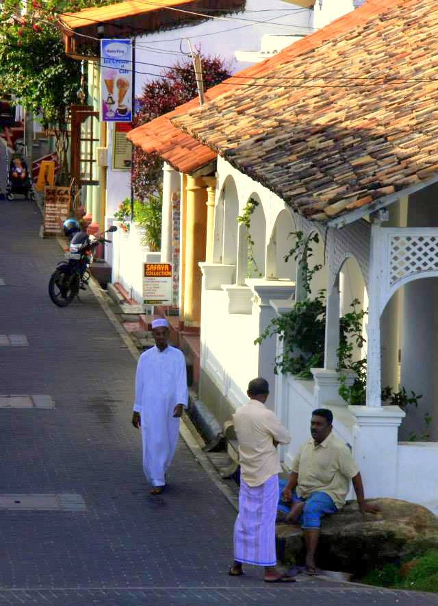 Galle is a perfect slow travel destination