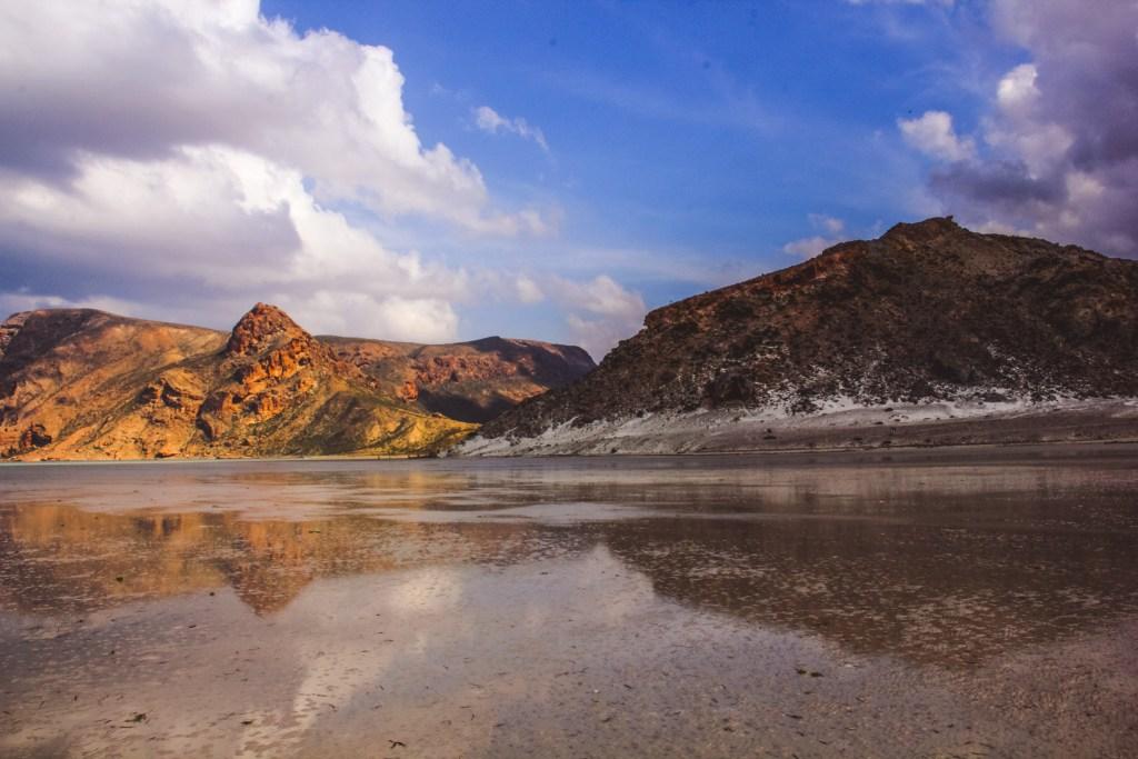 qalanciya lagoon