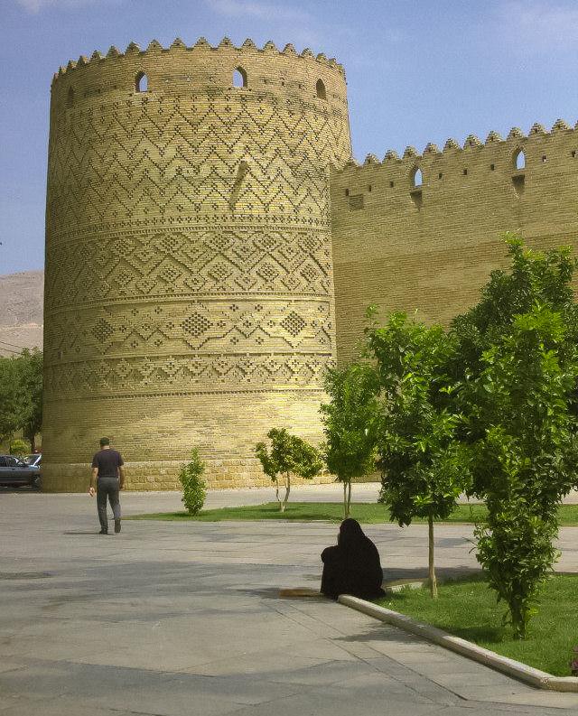 Arg-e-Karim Khan in Shiraz in Iran