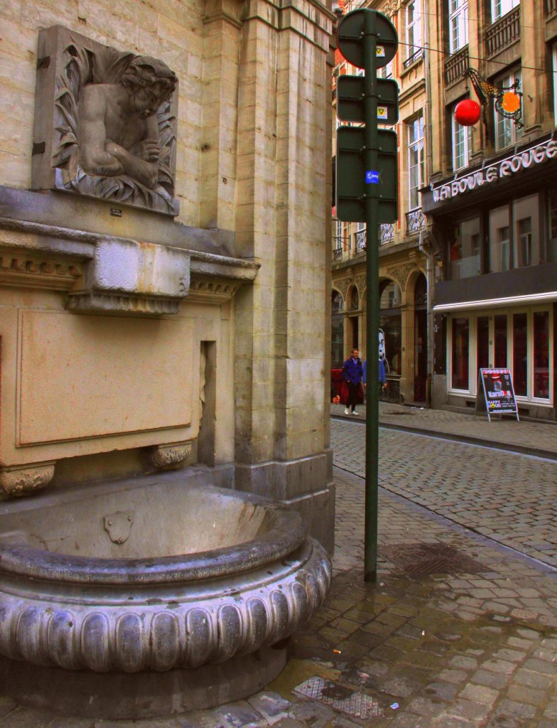 Brussels was like a fairy tale city