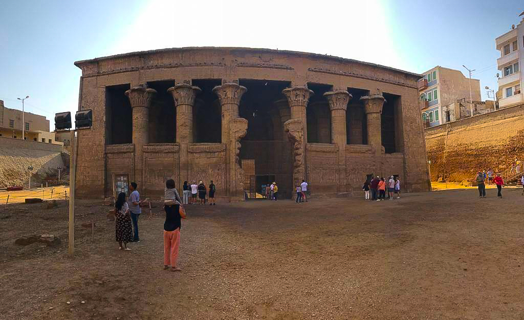 The Temple of Khnum