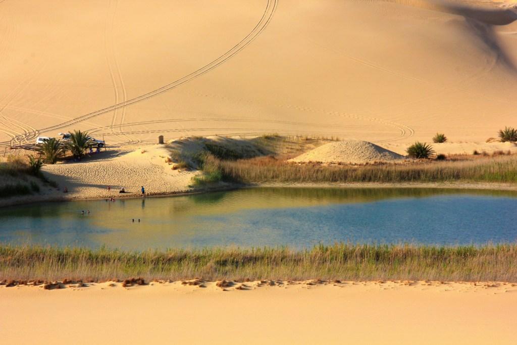 siwa oasis colours