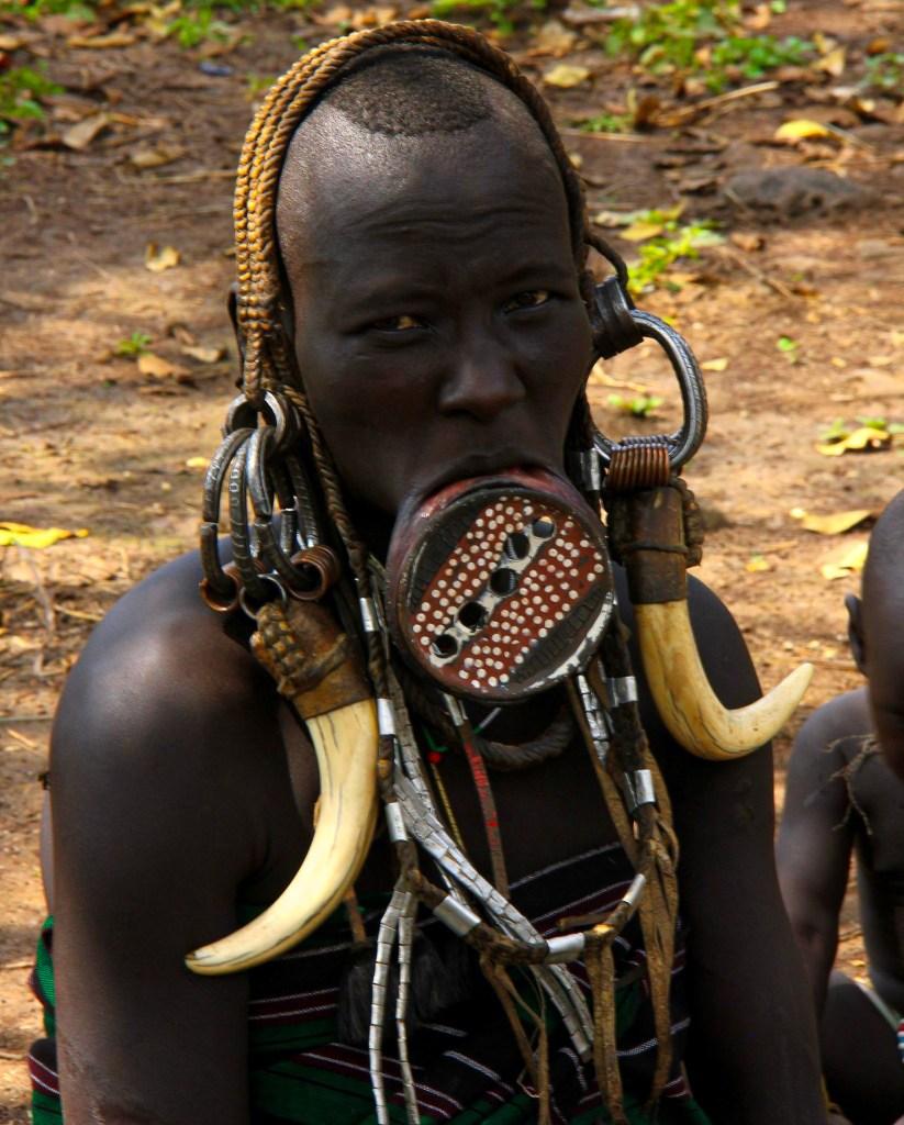 mursi tribe of ethiopia