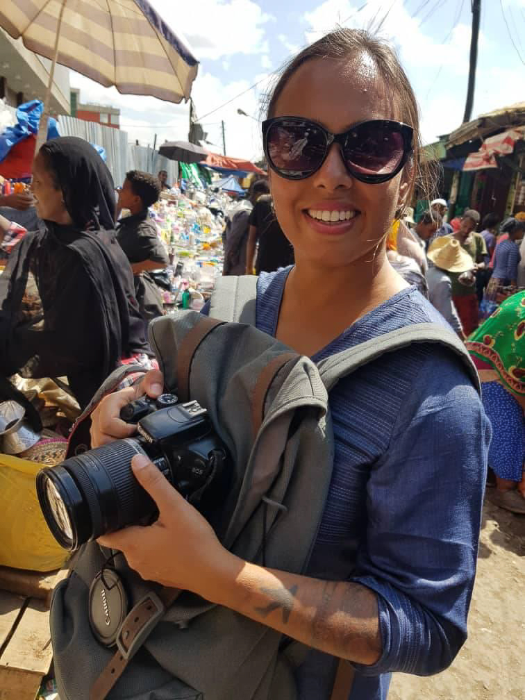 Just keep a lookout for pick-pockets in Addis Mercato.