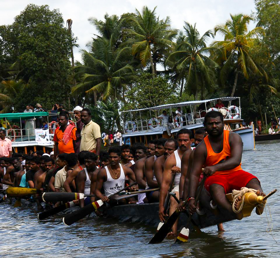 Vallam Kali is held every year during the Onam festival sometime during August to September.
