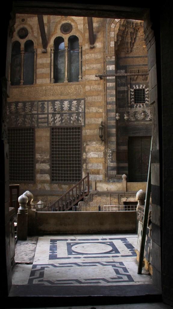 Entrance to the Al Ghuriya mosque