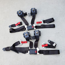 Factory 4 Point Retractable Harness Set Of 4