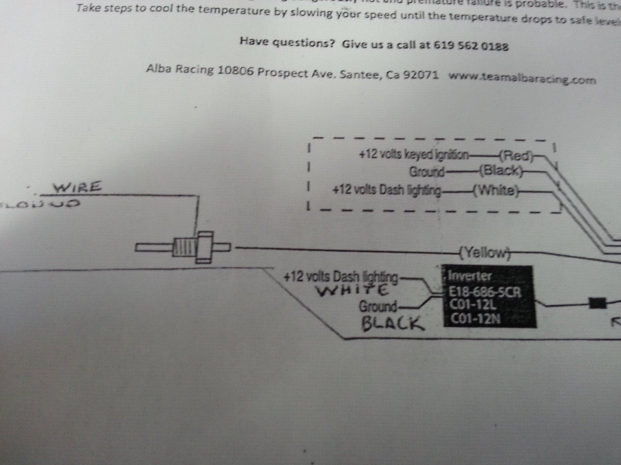 hight resolution of  3709d1375805209 alba racing belt temp gauge 20130806 090420 alba racing belt temp gauge attachments dragon boost dragon boost gauge wiring diagram