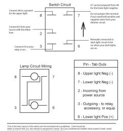how to wire a rocker switch for 40 totron light 7 spade rocker switch diagram 5 pin rocker switch wiring diagram [ 791 x 1024 Pixel ]