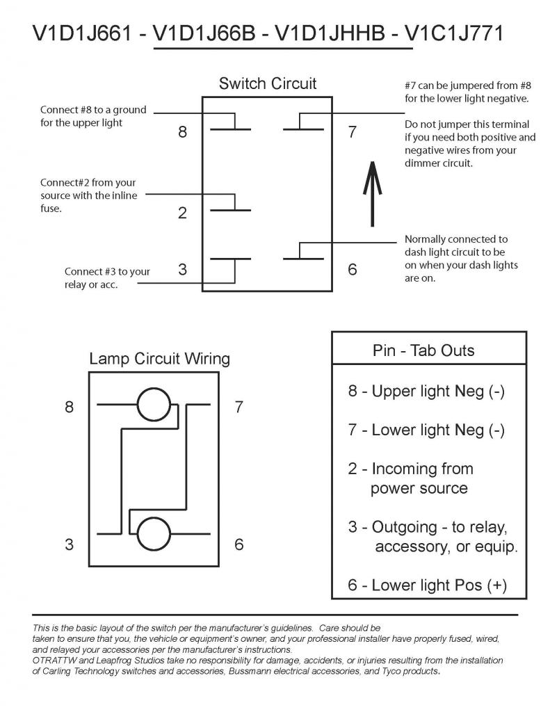 6 pin rocker switch wiring diagram compare and contrast template tapping into dimmer jeep wrangler forum this image has been resized click bar to view the full