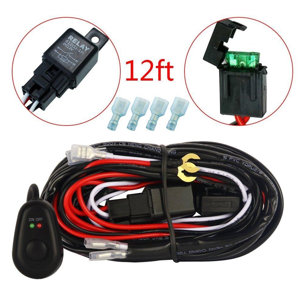 hight resolution of ecco light bar wiring diagram ecco image wiring best way to wire light bar on ecco street hawk