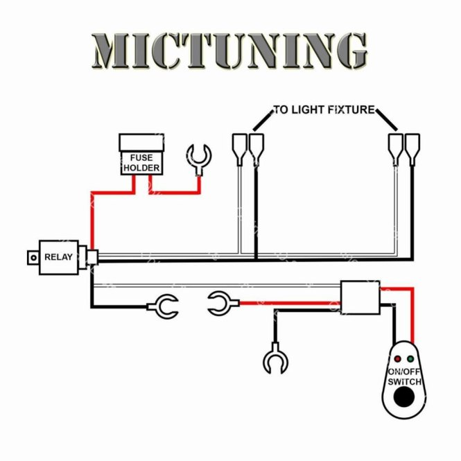 wiring diagram for light bar wiring diagram wiring led light bar