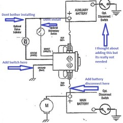 Dual Battery Solenoid Isolator Wiring Diagram For 5 Gum Led Lighting Options - Page 3