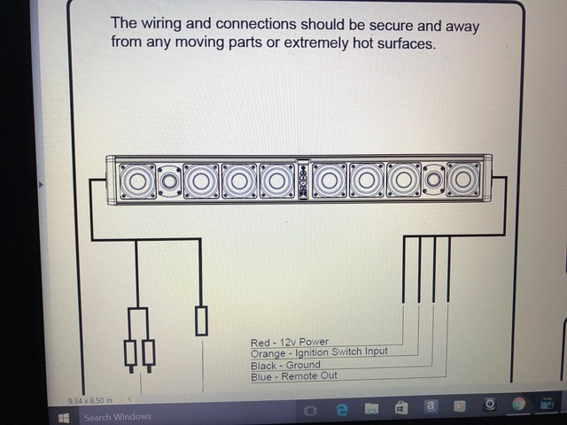 tj soundbar wiring diagram philips advance ballast a sound bar data help with up wetsounds stealth ultra 10 install