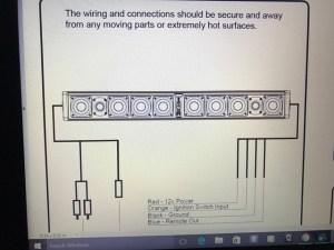 Help with wiring up Wetsounds Stealth Ultra 10 Soundbar