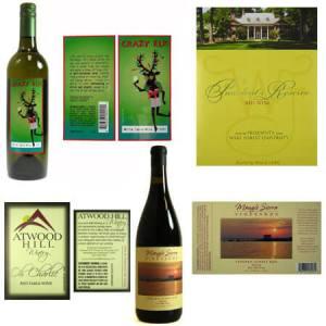 Custom Wine Label Designs