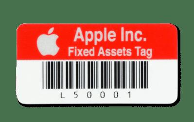 5 Ways Asset Labels Prevent Theft