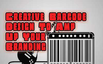 Creative Barcode Design To Amp Up Your Branding