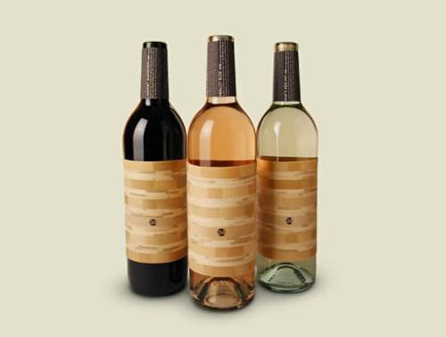 Ben Schlitter Wine creative wine labels