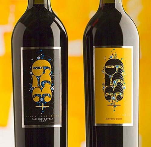 359 creative wine label designs