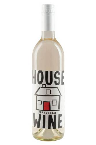 House Wine creative wine labels