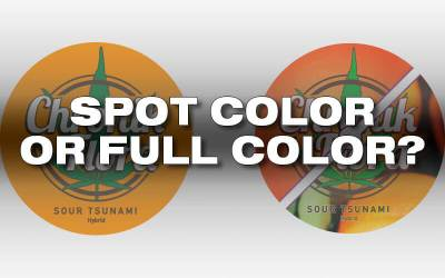 Spot Color or Full Color?