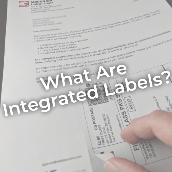 Using Integrated Labels