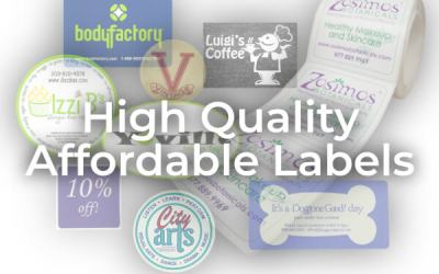 Affordable Stickers and Labels