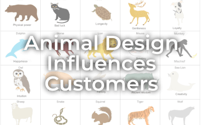 Animal Designs Influence Customers