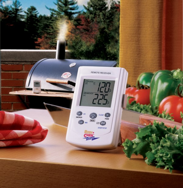 remote smoker thermometer