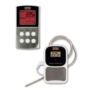 BBQ smoker thermometer
