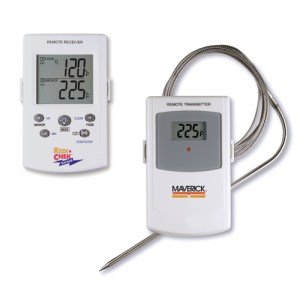 remote smoker thermometer