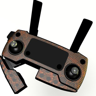 Perforated Skin for DJI Mavic Pro