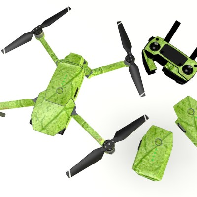 Leaf Skin for DJI Mavic Pro