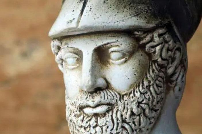 Pericles creador de la democracia ateniense