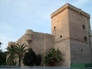 El Palacio de Altamira de Elche es de origen islámico.