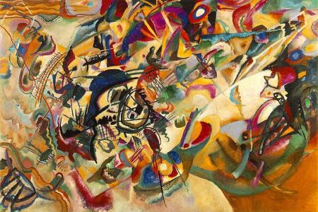 Expresionismo alemán- arte de Kandisnky