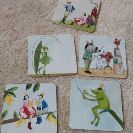 Imágenes para inventar cuentos