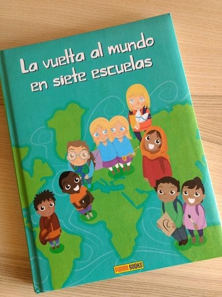 Recopilatorio de cuentos sobre la escuela con parte multicultural