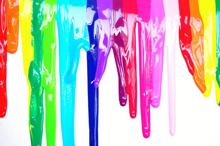 Actividades para pintar sin pinceles
