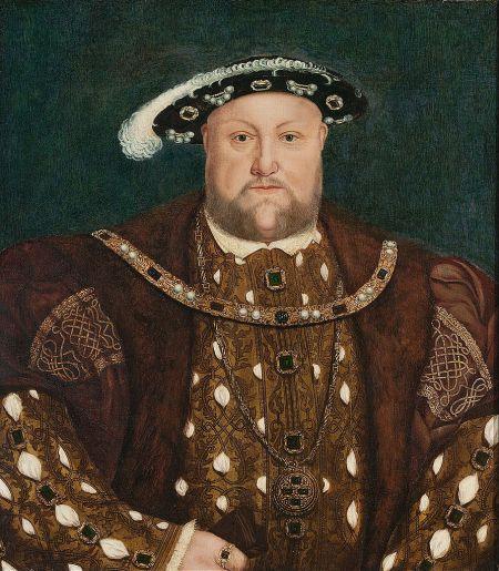 Enrique VIII, rey de Inglaterra