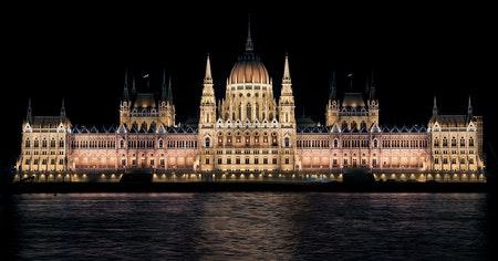 Parlamento de Budapest- Hungría