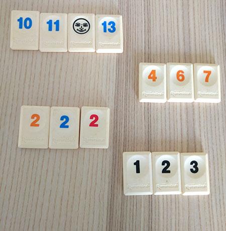 Juegos de mesa educativos, Rummikub