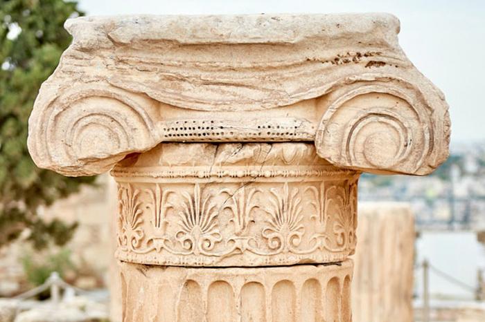 Arquitectura clásica de Grecia y Roma
