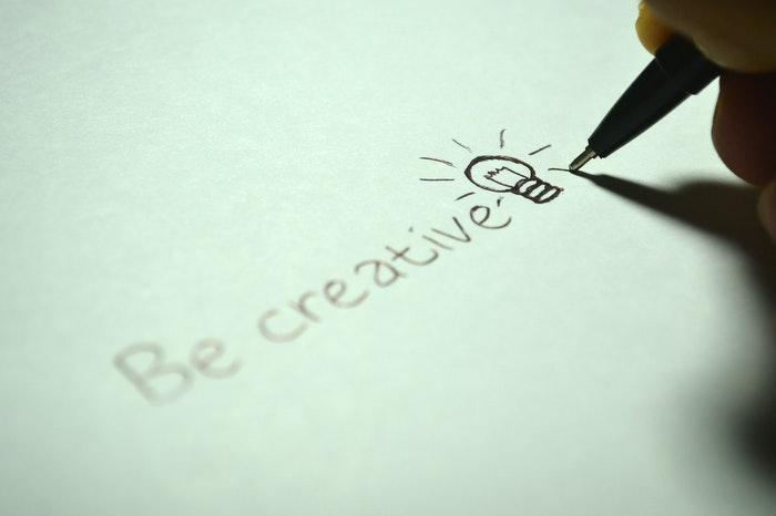 Formas de ser creativo y romper el bloqueo