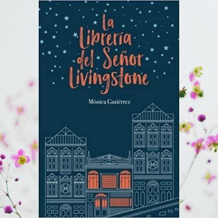 Portada de la novela La librería del señor Livingstone