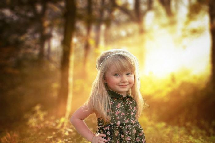 Ni premios ni castigos para una niña feliz