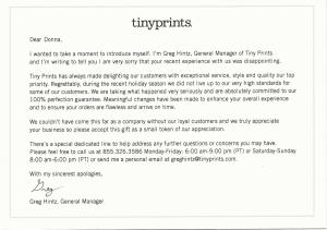 Customer Service Part Two: Regaining Trust